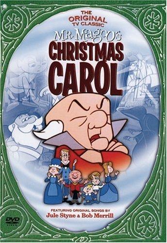 Mr. Magoo's Christmas Carol by Jim Backus