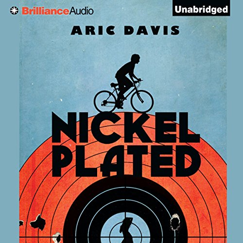 Nickel Plated audiobook cover art