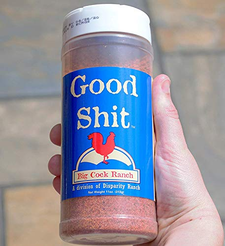 Good Shit Sweet n' Salty Seasoning From Big Cock Ranch