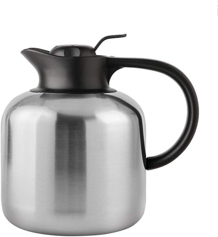 Cxmm Botella de Agua Caliente para Uso doméstico, con Aislamiento, Termo, Termo, Termo, 1.8L