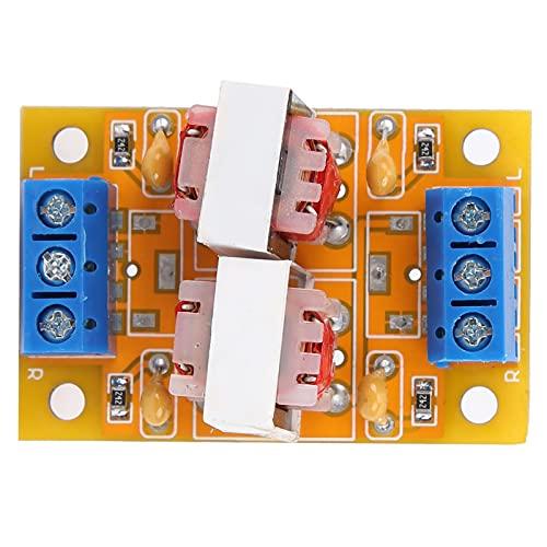 アイソレーションモジュールステレオオーディオ共通接地電流信号アイソレータ電流ノイズリダクションキャンセラーDC5V