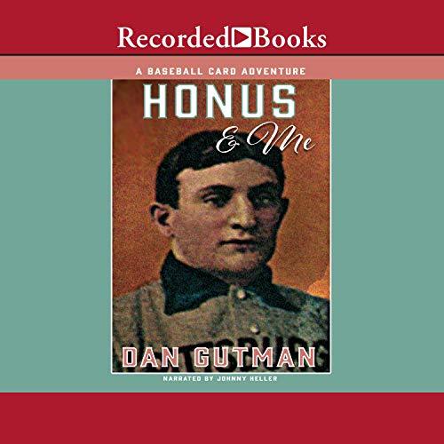 Honus & Me audiobook cover art