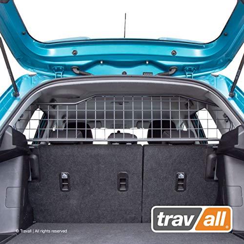 Travall Guard Hundegitter Kompatibel Mit Suzuki Vitara (Ab 2015) TDG1504 - Maßgeschneidertes Trenngitter in Original Qualität