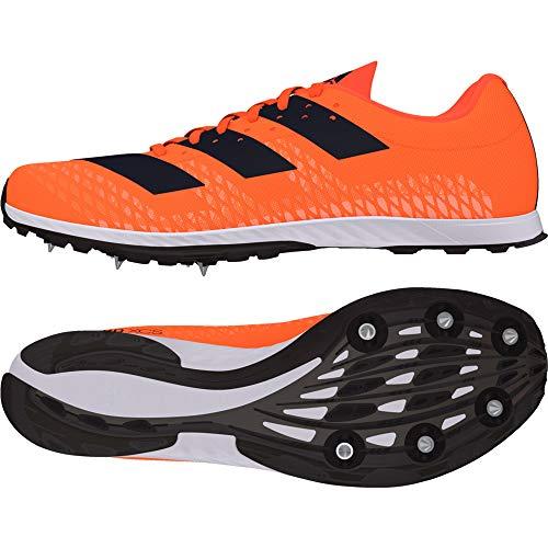 adidas Adizero XC Sprint Womens Ladies Cross Country Running Spike - UK 3.5 Orange
