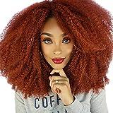 Marley Braiding Hair 18 Inch 3 Packs Cuban Twist Marley Twists Braid Hair Long Afro Kinky Marley Hair for Faux Locs Crochet Hair(350#)
