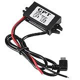 Convertitore di potenza per auto da DC a DC, regolatore da 12 V a 5 V, USB Convertitore Tr...