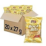 Pack 20 Bolsas de Lay's Bocabits, Snack de Trigo con Sabor a Carne, 20 x 27 g, 540 g