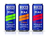 Nocco BCAA, Mix Pack (6 x 330 ml)