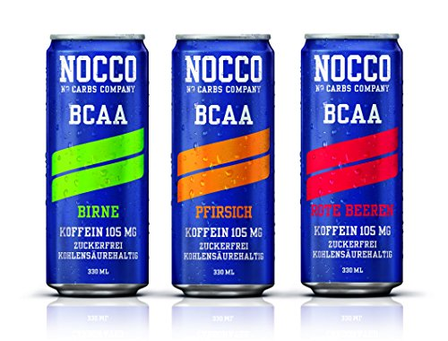 BCAA FERTIGDRINKS