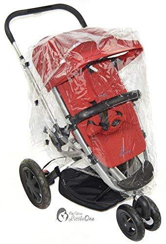 Protector de lluvia Compatible con paseo Quinny Buzz (142