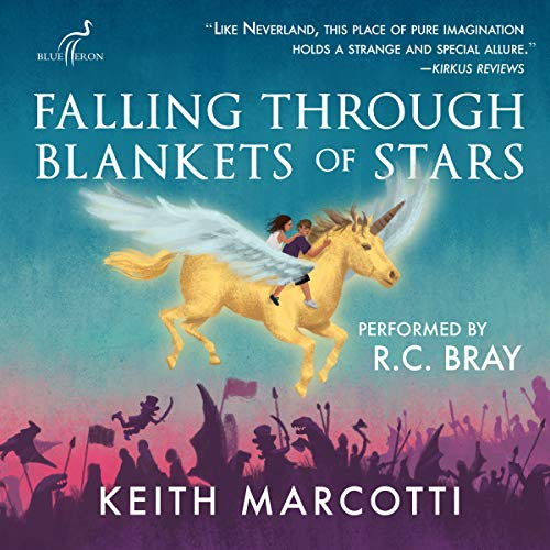 Falling Through Blankets of Stars audiobook cover art