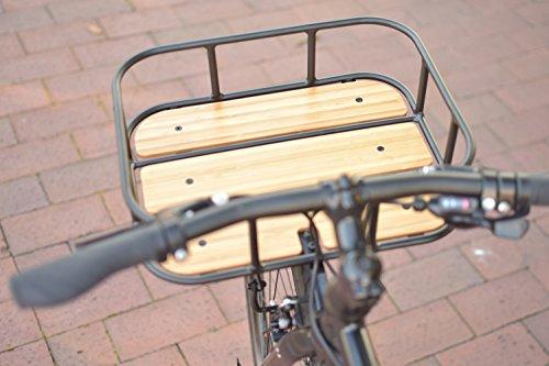 RITEWAY(ライトウェイ)自転車前カゴアーバンフロントバスケット013406