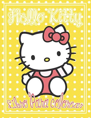Hello Kitty Libro para Colorear: Libros para colorear de alta calidad para adultos de Hello Kitty para hombres y mujeres diseñados para relajarse y calmar |