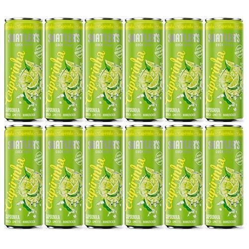 Shatler´s Cocktail Paket Caipirinha Aludose (12x0,2l)