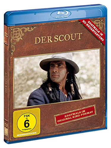 Der Scout - HD-Remastered [Blu-ray]