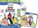 Baby Einstein: World Of Rhythm Discovery Kit (DVD/ CD/ Board Book)