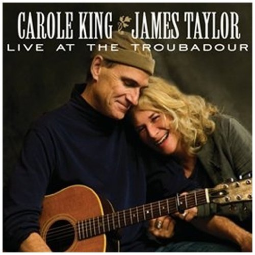 Live At The Troubadour (CD +DVD) by Carole King, James Taylor