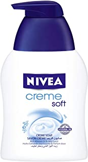 Nivea Creme Soft Liquid Handwash White 250ml