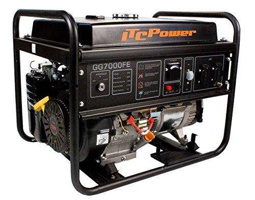 ITCPower IT-GG7000FE Generador Eléctrico Gasolina