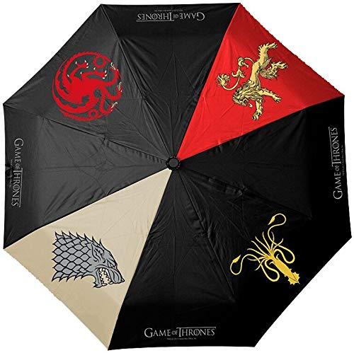 Game Of Thrones - Paraguas Multicolor,...