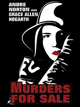 Murders for Sale: A Mystery Novel