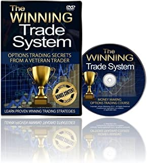 Winning Trade System - Options Trading Strategies For Indexes, ETF and Stocks - Ratio Trading - Calls and Puts, Greeks, Technical Analysis - Professional Trader Video Training Course