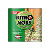 Nitromors All Purpose Paint and Varnish Remover, Paint Remover for Wood, Metal and Masonry, High-Strength...