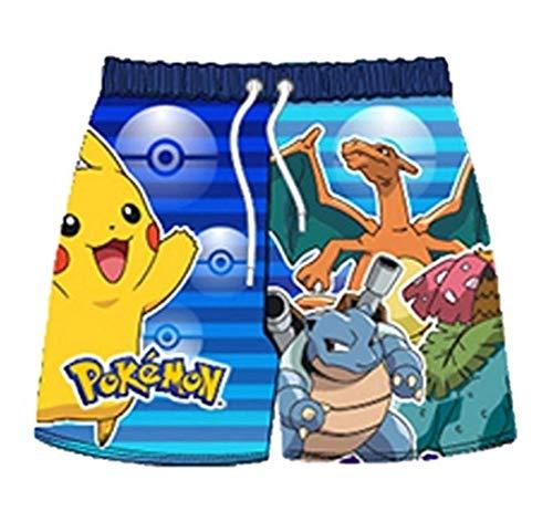 AYK Pantalones cortos de natación para...