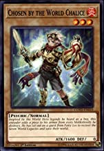 2017 Yu-Gi-Oh Code of the Duelist 1st Edition #COTDEN019 Chosen by the World Chalice C