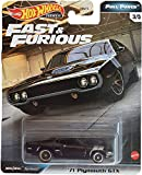 Hot Wheels GJR42 Fast And Furious '71 Plymouth GTX Real Riders Full Force 3/5