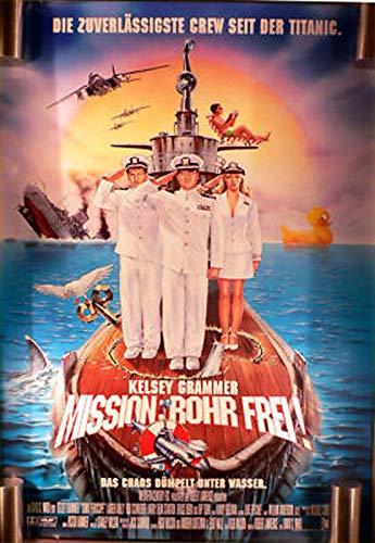 Mission: Rohr frei! - Lauren Holly - Filmposter 120x80cm gefaltet (1)