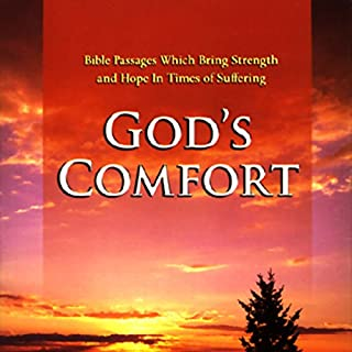 God's Comfort audiobook cover art