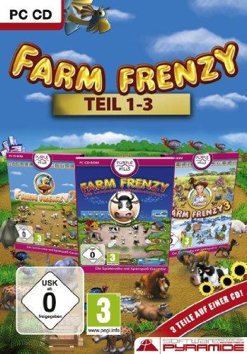 Farm Frenzy Teil 1 - 3 - [PC]