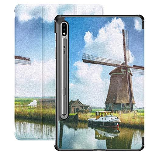 Funda para tablet Samsung Galaxy Tab S7/S7 Plus Samsung Galaxy S7 Plus Funda con soporte para tablet Galaxy Tab S7 11 pulgadas S7 Plus 12.4 pulgadas