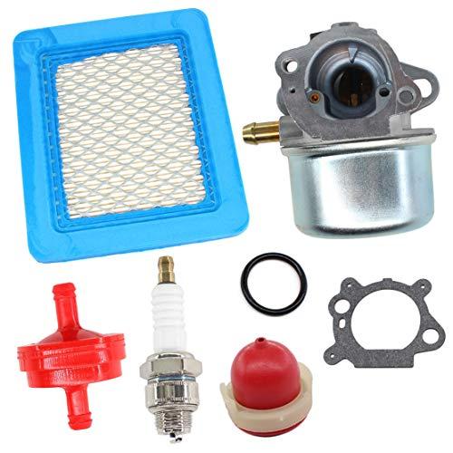 USPEEDA Carburetor Carb Kit for Craftsman 917.388660 6.5 Hp 917376742 625 22' Lawn Mower