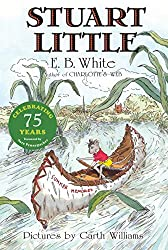 Stuart Little by E.B. White - Great book for elementary-aged kids