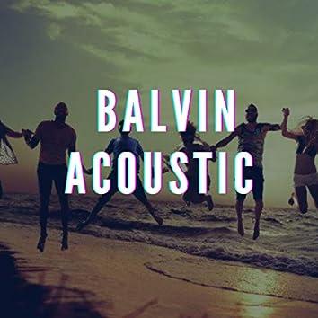 Balvin Acoustic