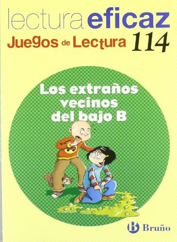 Los extraños vecinos del bajo B Juego Lectura (Castellano - Material Complementario - Juegos De Lectura) - 9788421698174