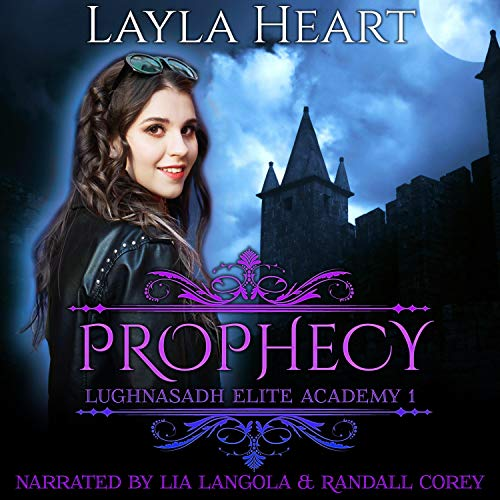 Prophecy Audiobook By Layla Heart cover art