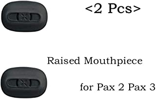 M_Cherish Raised Mouthpiece Part of Replacement Accessories for Pax 2 & Pax 3,Pack of 2