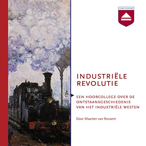 Industriële Revolutie audiobook cover art