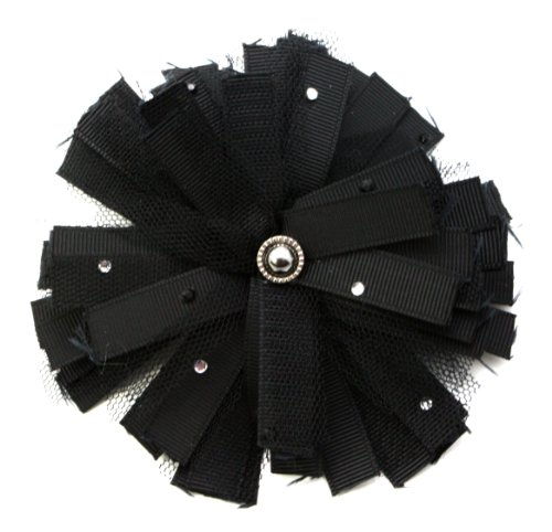 Laliberi Julie Comstock Embellish a Bloom Kit, Dark Black