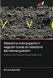 Volantino microrganismi vegetali corso di relazione dei microrganismi: simbiosi micorrizica e di fissazione dell'azoto