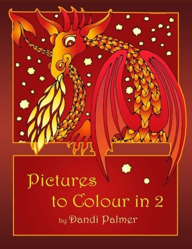 Pictures to Colour In 2 (Coloring Books)