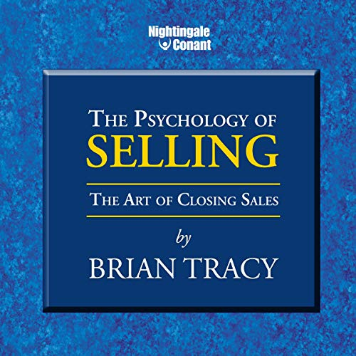 Page de couverture de The Psychology of Selling