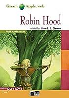 Robin Hood. Buch + Audio-CD: Englische Lektuere fuer das 4. und 5. Lernjahr