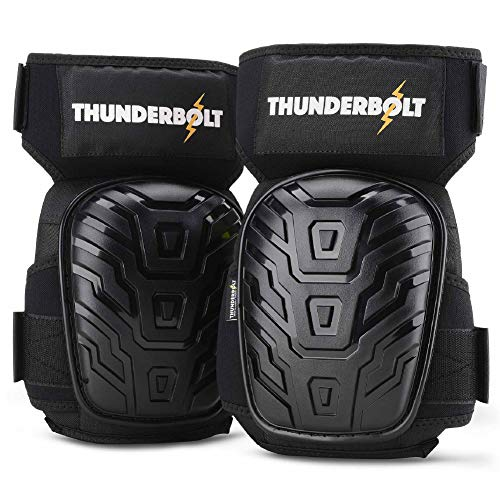 Professional Knee Pads by Thunderbolt