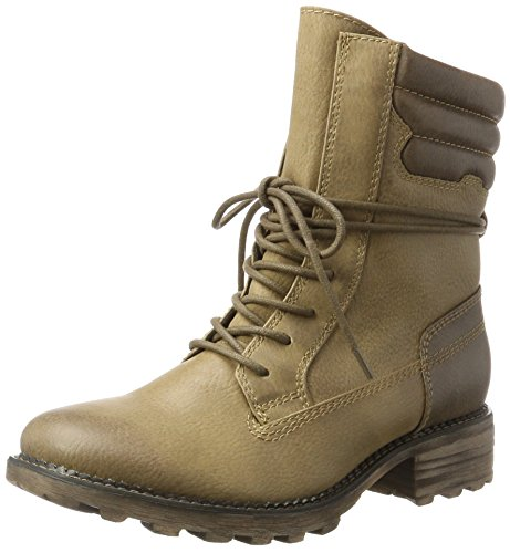Tamaris Damen 26206 Chukka Boots, Beige (Dune/Taupe), 39 EU