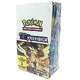 Cartas Pokémon Sol y Luna Luz Prohibida Caja de 24 Sobres, Juego de...