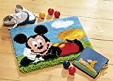 Disney's Mickey Mouse Rug Latch Hook Kit